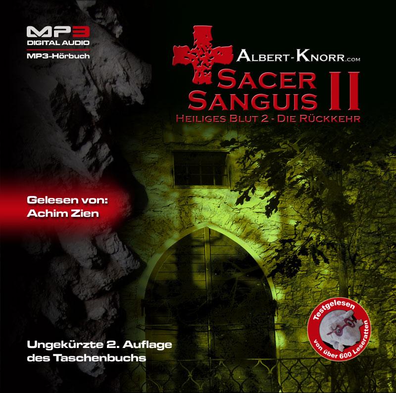 Sacer Sanguis II Hörbuch
